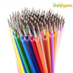 120 Colors Gel Pen Refills innhom